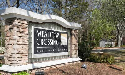 Community Signage, Meadow Crossing, 0