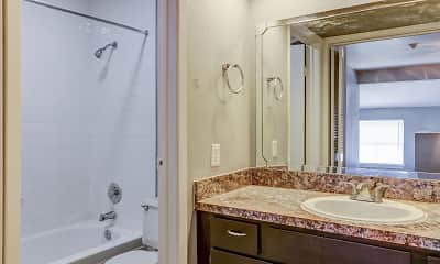 Bathroom, The Enclave At Arlington, 2