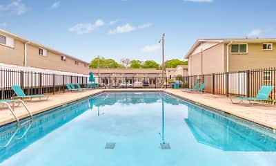 Pool, Sterling Villas, 1