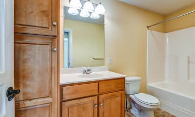 Bathroom, Stonecreek Court, 2