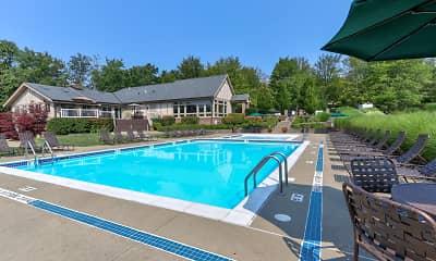 Pool, Hickory Hills, 0