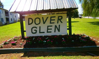 Building, Dover Glen, 0
