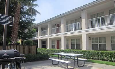 Recreation Area, Furnished Studio - Houston - Stafford, 2
