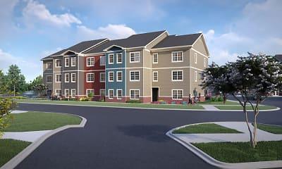 Building, Premier Flats, 2