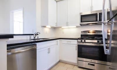 Kitchen, Westside Butler, 1