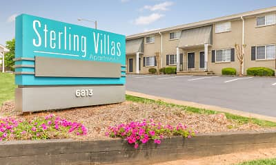 Community Signage, Sterling Villas, 0