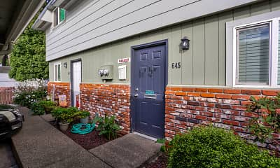 Building, Canby Garden Townhomes, 0