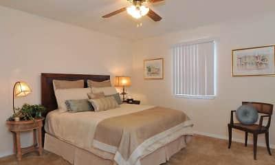 Bedroom, Ashborough, 1