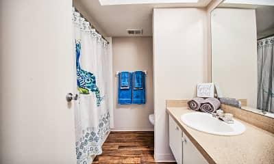 Bathroom, Estates on Main, 2