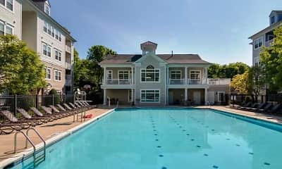 Pool, Park at Kingsview Village, 2