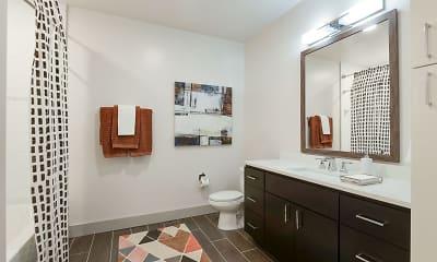 Bathroom, Cortland Bayport, 2
