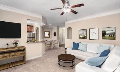 Living Room, Camden Dunwoody, 1