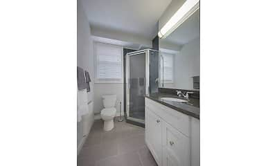 Bathroom, The Metropolitan Apartments, 2