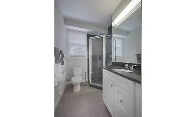 Bathroom, The Metropolitan Apartments, 2