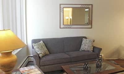 Living Room, Oakwood Villa, 1