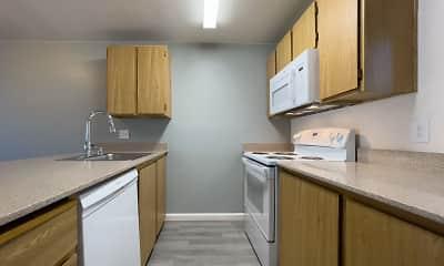 Kitchen, Crestview Villa, 1