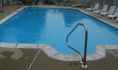 Pool, Rockwood Apartments, 0