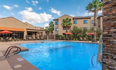 Pool, Encantada Riverside Crossing, 1