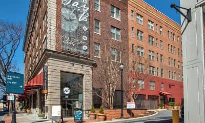 Building, Apartments At Francis Scott Key, 2