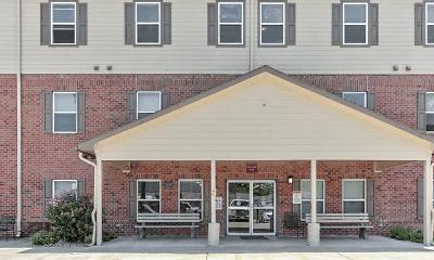 Building, Sulphur Retirement Community, 1
