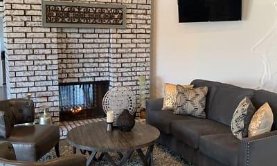 Living Room, Chisholm Park, 2