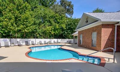 Pool, Chapel Creek, 1