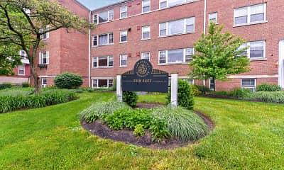 Community Signage, Eden Cliff Apartments, 1