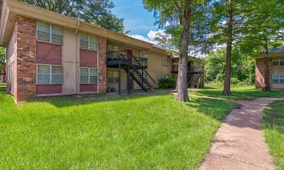 Building, Oak Creek Apartments, 0