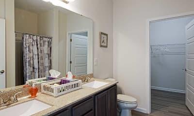 Bathroom, 10 Newbridge Apartments, 2