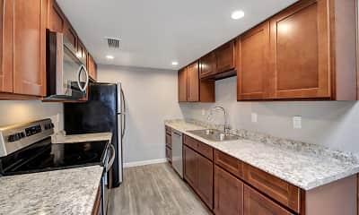 Kitchen, Glendale Groves Apartments, 1