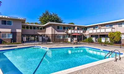 Twin Pines Manor Apartments, 1