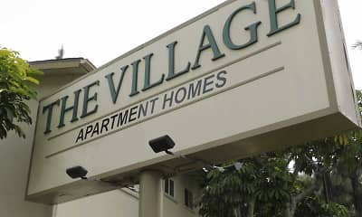 Building, The Village, 1