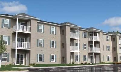 Building, Ivy Pointe Senior Apartments, 0