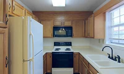 Kitchen, Waverly Villas, 1
