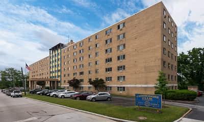 Building, Commodore Club Apartments, 0