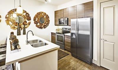 Kitchen, Camden Lamar Heights, 1