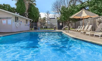 Pool, Park View Estates, 2