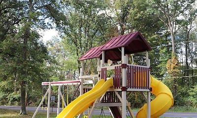 Playground, Parktowne Townhomes, 2