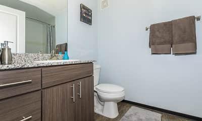 Bathroom, Luna Bella, 2