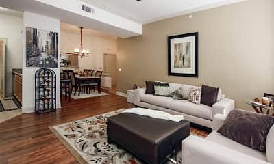 Living Room, MainStreet At River Ranch, 1