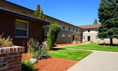 Building, Regina Marie Apartments, 2