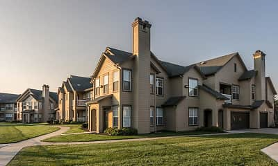 Building, The Manor Homes of Arborwalk Apartments, 1