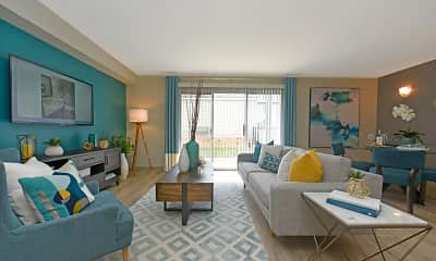 Living Room, The Whitney, 0