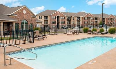 Pool, Highland Ridge Apartments, 0
