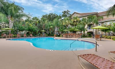 Pool, Lakeview Oaks, 1