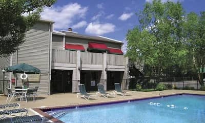 Pool, Cedar Mill Apartments & Townhomes, 0