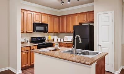 Kitchen, Camden Woodson Park, 0