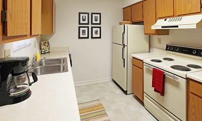 Kitchen, Castlewood, 2