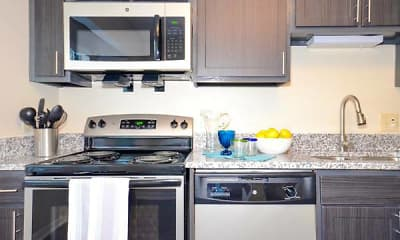 Kitchen, The Grande at Indian Lake, 0