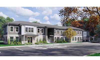 Building, Hawthorn Landing Apartments, 0
